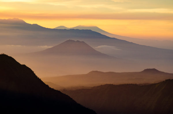 (2 nd) Novice~Nancy Axelrod~Sunrise Over Mt Bromo