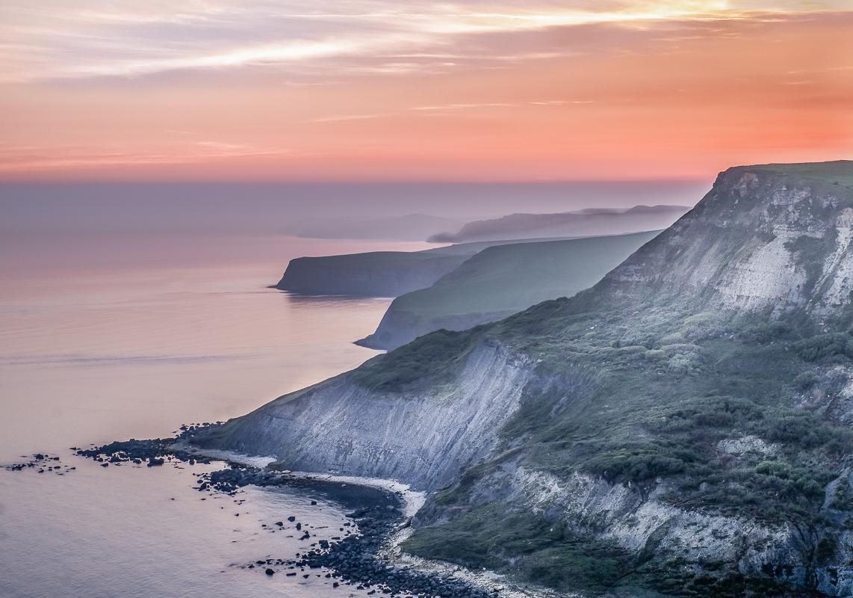 CO4~2~Advanced~John~Norvell~Dorset_Coast_Sunset~50
