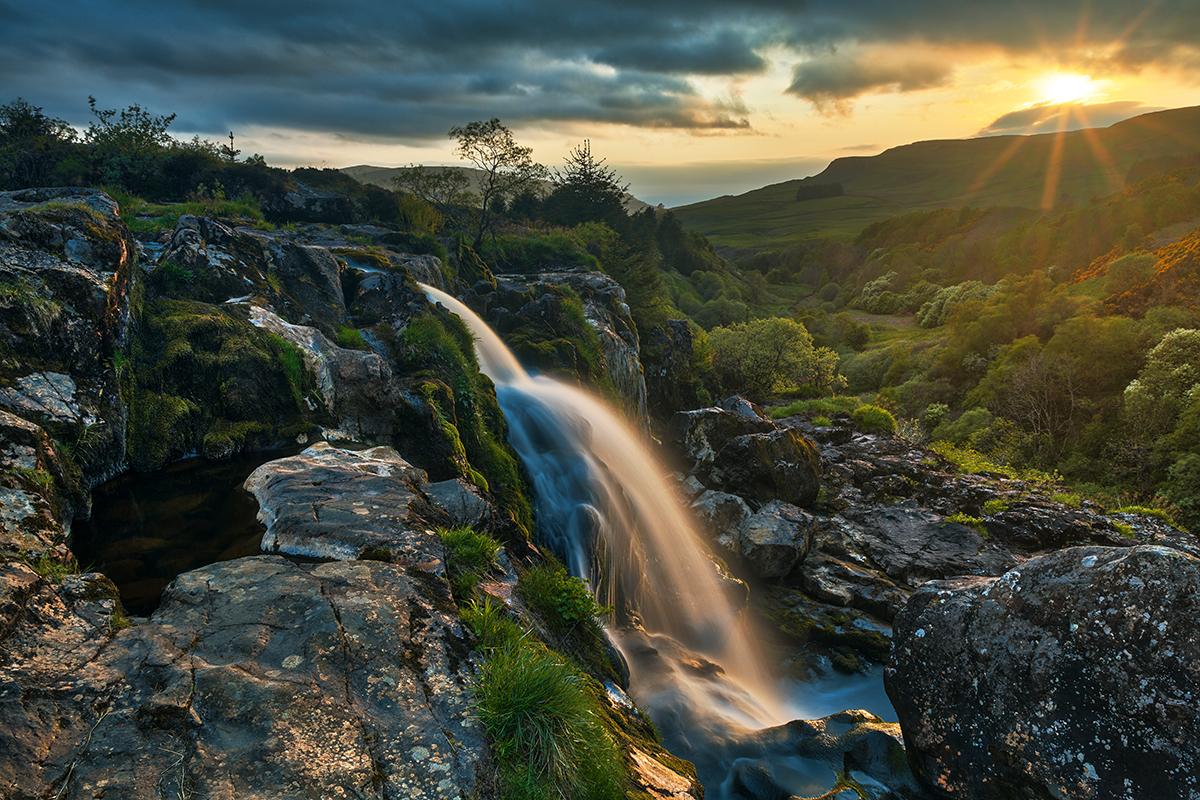 CO4~2~Advanced~Nicolas~Raymond~Loup_Of_Fintry_Sunset_Waterfall~61